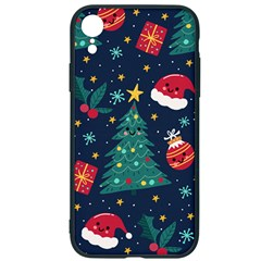 Christmas  Iphone Xr Soft Bumper Uv Case