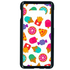 Candies Are Love Samsung Galaxy S10e Seamless Case (black) by designsbymallika