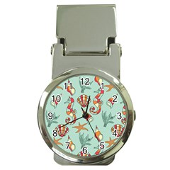 Coral Love Money Clip Watches