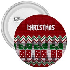Xmas 3  Button by xmasyancow