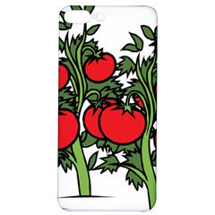 Tomato Garden Vine Plants Red Iphone 7/8 Plus Soft Bumper Uv Case by HermanTelo
