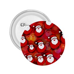 Santa Clause 2 25  Buttons