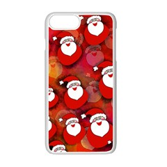 Santa Clause Iphone 7 Plus Seamless Case (white) by HermanTelo