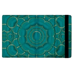 Over The Calm Sea Is The Most Beautiful Star Apple Ipad 3/4 Flip Case by pepitasart