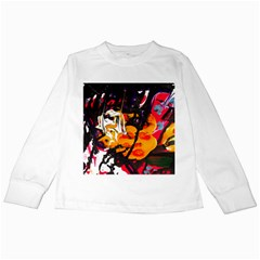 Consolation Before Battle 1 1 Kids Long Sleeve T-shirts by bestdesignintheworld