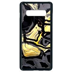 Motion And Emotion 1 2 Samsung Galaxy S10 Plus Seamless Case (black)