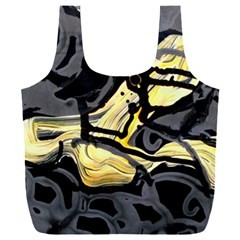 Motion And Emotion 1 2 Full Print Recycle Bag (xxxl)