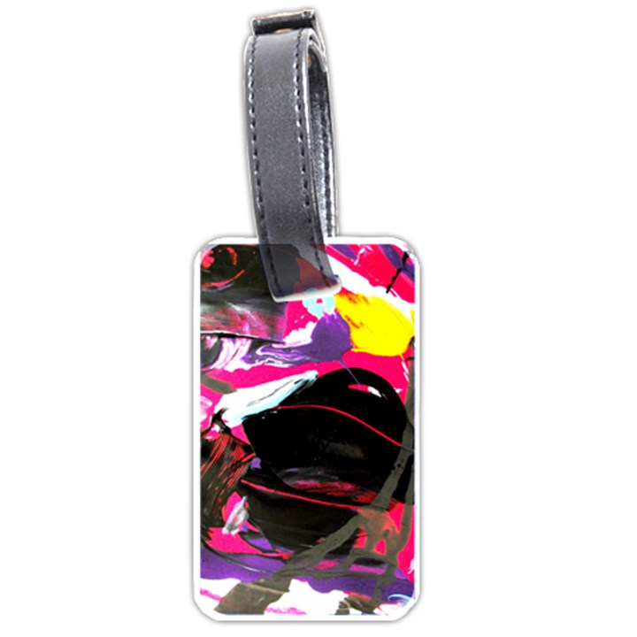 Consolation 1 1 Luggage Tag (one side)