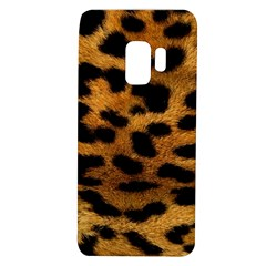 Leopard Skin Pattern Background Samsung Galaxy S9 Tpu Uv Case