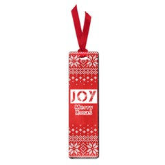 Joy Small Bookmark by xmasyancow