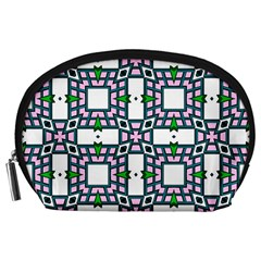Illustrations Texture Modern Accessory Pouch (large)