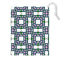Illustrations Texture Modern Drawstring Pouch (2xl)