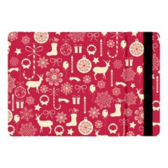 Christmas Pattern Background Apple Ipad 9 7