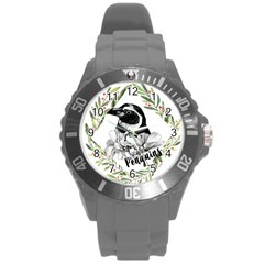 Penguin Plastic Sport Watch (large) by xmasyancow