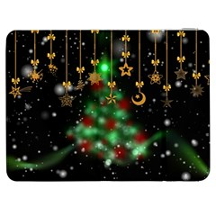 Christmas Star Jewellery Samsung Galaxy Tab 7  P1000 Flip Case