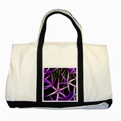 Neurons Brain Cells Imitation Two Tone Tote Bag
