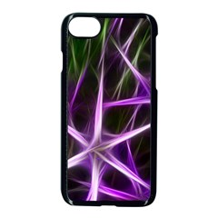 Neurons Brain Cells Imitation Iphone 7 Seamless Case (black) by HermanTelo