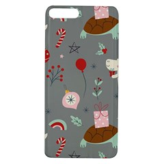 Funny Christmas Pattern Apple Iphone 7/8 Plus Tpu Uv Case by Vaneshart