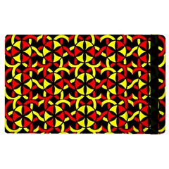 Rby 106 Apple Ipad 3/4 Flip Case by ArtworkByPatrick