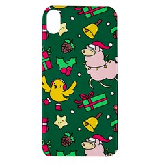 Funny Decoration Christmas Pattern Background Apple Iphone Xr Tpu Uv Case