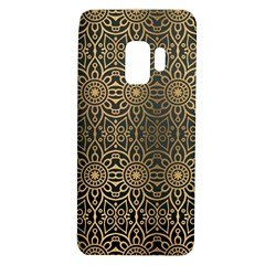 Luxury Ornamental Mandala Design Background Samsung Galaxy S9 Tpu Uv Case