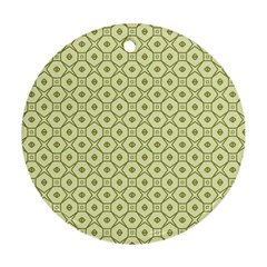Df Codenoors Ronet Double Faced Blanket Ornament (round) by deformigo