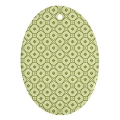 Df Codenoors Ronet Double Faced Blanket Ornament (oval)