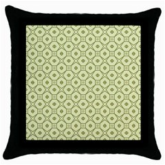 Df Codenoors Ronet Double Faced Blanket Throw Pillow Case (black)
