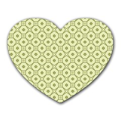 Df Codenoors Ronet Double Faced Blanket Heart Mousepads