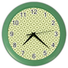 Df Codenoors Ronet Double Faced Blanket Color Wall Clock