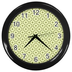 Df Codenoors Ronet Wall Clock (black)
