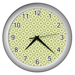 Df Codenoors Ronet Wall Clock (silver)