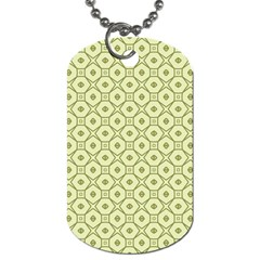 Df Codenoors Ronet Dog Tag (one Side)