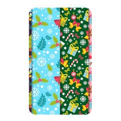 Flat Design Christmas Pattern Collection Memory Card Reader (rectangular) by Vaneshart