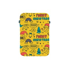 Colorful Funny Christmas Pattern Cool Ho Ho Ho Lol Apple Ipad Mini Protective Soft Cases