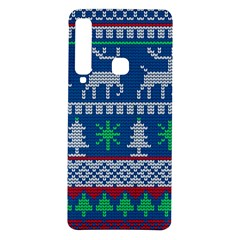 Knitted Christmas Pattern Samsung Galaxy A9 Tpu Uv Case