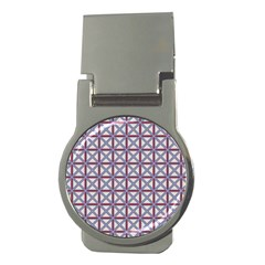 Df Donos Grid Money Clips (round)  by deformigo