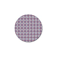 Df Donos Grid Golf Ball Marker (10 Pack) by deformigo