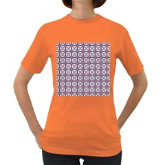 Df Donos Grid Women s Dark T-shirt by deformigo