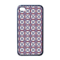Df Donos Grid Iphone 4 Case (black) by deformigo