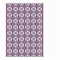 Df Donos Grid Small Garden Flag (two Sides) by deformigo