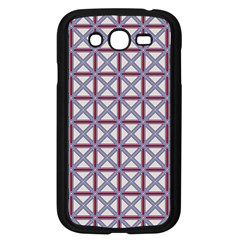 Df Donos Grid Samsung Galaxy Grand Duos I9082 Case (black) by deformigo