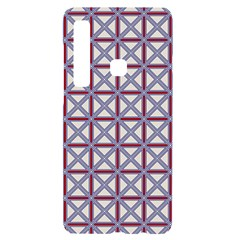 Df Donos Grid Samsung A9 Black Uv Print Case by deformigo