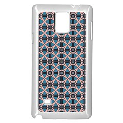Df Alhambrine Cetta Samsung Galaxy Note 4 Case (white) by deformigo