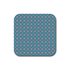 Df Monica Becket Rubber Coaster (square)