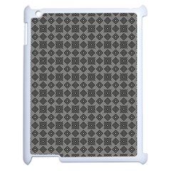 Df Adamo Linum Apple Ipad 2 Case (white) by deformigo