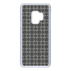 Df Adamo Linum Samsung Galaxy S9 Seamless Case(white) by deformigo