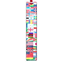 International Large Book Marks by mccallacoulture