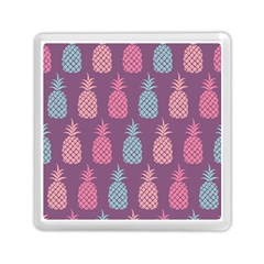Pineapple Wallpaper Pattern 1462307008mhe Memory Card Reader (square)