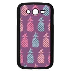 Pineapple Wallpaper Pattern 1462307008mhe Samsung Galaxy Grand Duos I9082 Case (black)